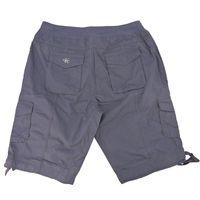 Calvin Klein Ladies Cargo Bermuda Shorts in Charcoal, XL