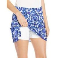 Tranquility By Colorado Clothing Company Ladies Skort In Blue Antiquity,  M