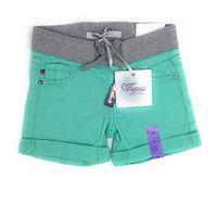 Vigoss Big Girls Knit Waist Mint Short, 14