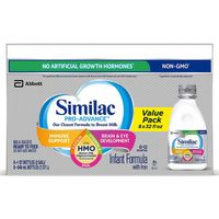 Similac ProAdvance ReadytoFeed Infant Formula with HMO, 8Pack