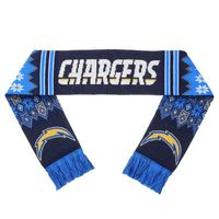 NFL San Diego Chargers Lodge Scarf, Adult Unisex, Multi