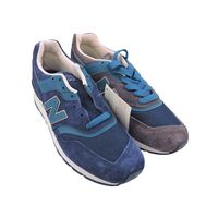 New Balance M997CEF Running Shoes In Navy, 9