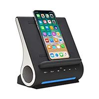 Azpen DockAll D100 Qi Wireless Charging Sound Hub