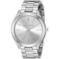 Michael Kors Women's Stainless Steel Slim Runway Bracelet Watch