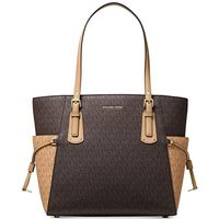 Michael Kors Voyager East West Signature Tote Brown/Butternut