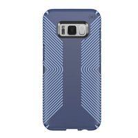 Speck Presidio Grip Case for Samsung Galaxy S8 Plus  Marine Blue/Twilight Blue