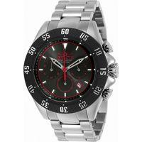 Invicta Speedway 22395 Men's Round Analog Chronograph Date Stainless Steel Watch