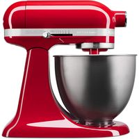 KitchenAid KSM3311XER Artisan Mini Series TiltHead Stand Mixer, 3.5 quart, Empire Red