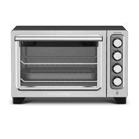 KitchenAid Compact Oven in Black