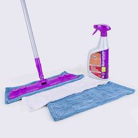 Rejuvenate 5Piece Hardwood and Laminate Floor Care Kit