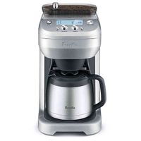 Breville Stainless Steel The Grind Control Coffee Maker