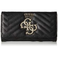 Guess Violet Slim Clutch Wallet
