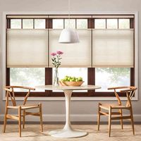 REAL SIMPLE(R) CORDLESS TOPDOWN BOTTOMUP CELLULAR 30INCH X 72INCH SHADE IN ALABASTER