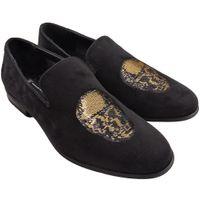 I.N.C. Men's Nova Velvet Slippers Size 7.5M in Black