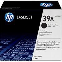 HP 39A Q1339A Black LaserJet Toner Cartridge