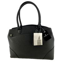 LONDON FOG WOMENS PURSE  BLACK