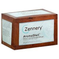 ZENNERY AROMASHELL ELECTRIC AROMATHERAPY DIFFUSER IN SAND