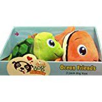 Think Dog Ocean Friends Toys  2 PK