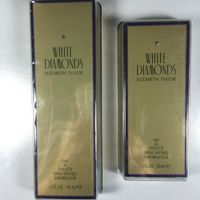 Elizabeth Taylor White Diamonds Eau de Toilette 1.7 OZ  1 OZ
