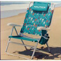 Nautica Jumbo Beach Chair 7 Position in Paddles