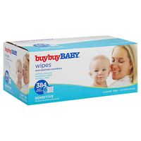 BUYBUY BABY 384COUNT SENSITIVE WIPES WITH SOOTHING CHAMOMILE