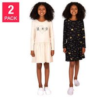 BCBGirls 2Pack Dress Set Tan/Black Size S
