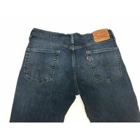 Levi's Men's 514 Straight Fit Stretch Jeans in Medium Wash, Size 36x34
