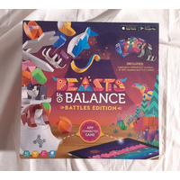 Beasts of Balance  Digital Tabletop Hybrid Family Stacking Game For Ages 6