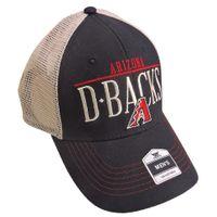 Fan Favorite MLB Essential Adjustable Hat, Arizona Diamondbacks