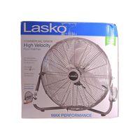 Lasko Max Performance 20in High Velocity Floor or Wallmount Fan