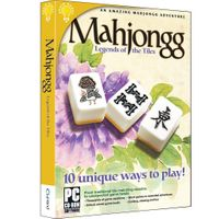 MAHJONGG LEGENDS OF THE TILES SOFTWARE