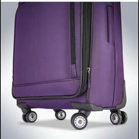Samsonite Versatility 2Piece Luggage Set In Blackberry